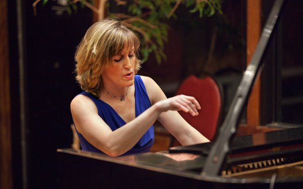 Olga Vinokur Performs Works of Scarlatti, Scriabin, Debussy and Chopin, at Bargemusic